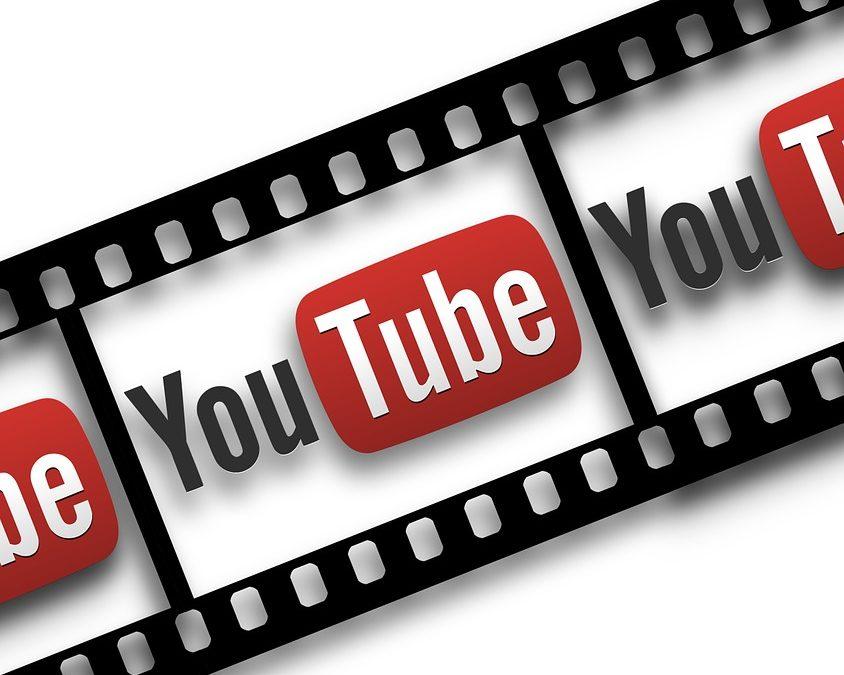 Triunfa en youtube, posiciónate, por Win Innovación.