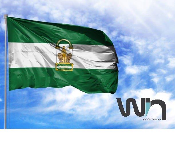 bandera de andalucia marketing