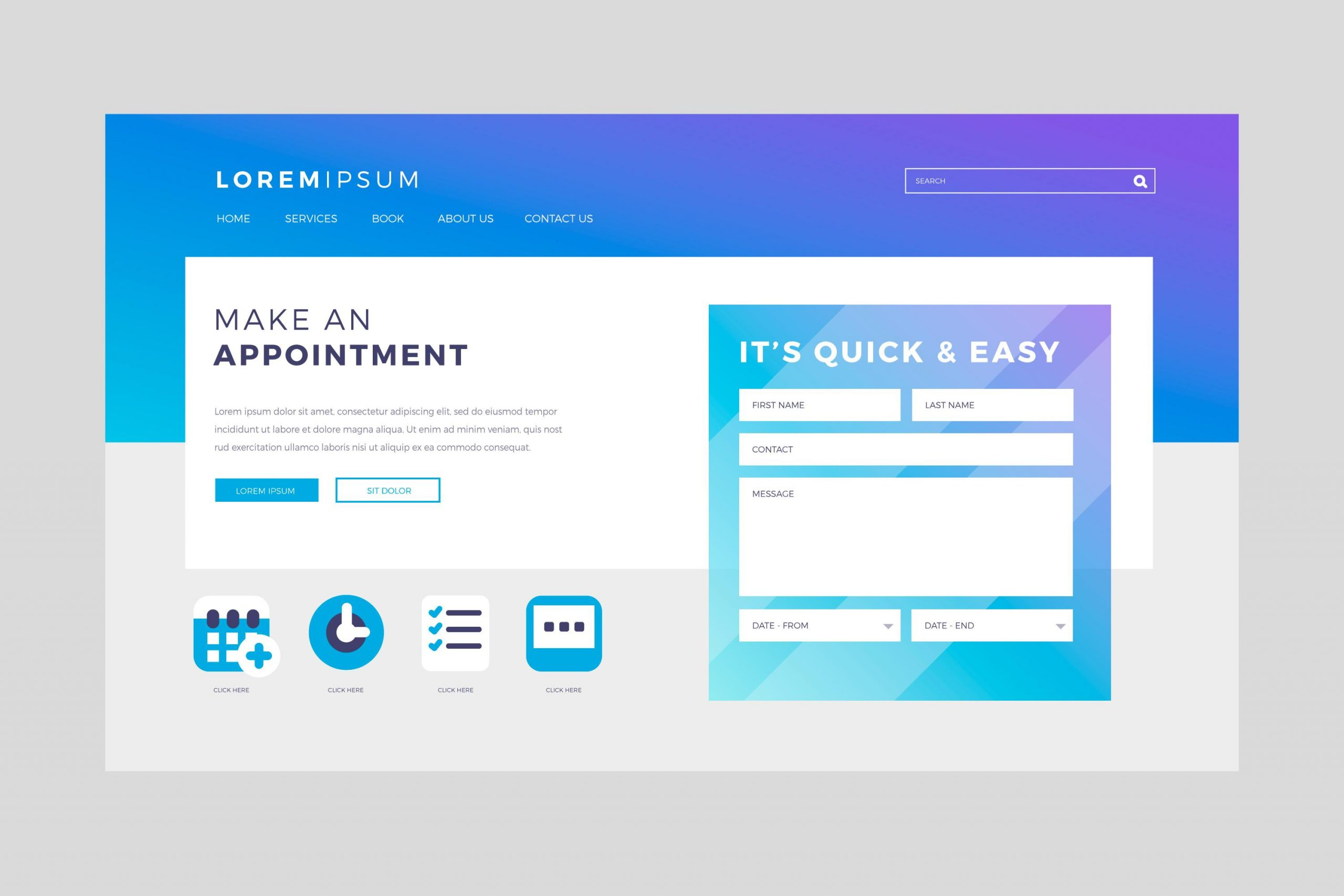 Landing page y marketing digital